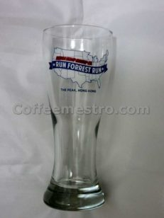 Bubba Gump Shrimp Co. Hong Kong Exclusive Pilsner Glass (Year 2020 Version)