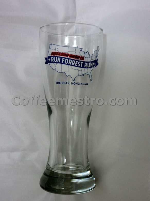 Bubba Gump Shrimp Co. Hong Kong Exclusive Pilsner Glass (Year 2020 Version)