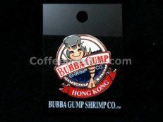 Bubba Gump Shrimp Co Hong Kong Exclusive Pin