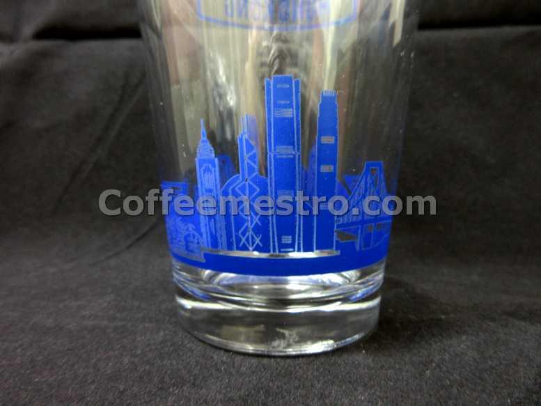 Bubba Gump Shrimp Co. Hong Kong Exclusive Pint Glass
