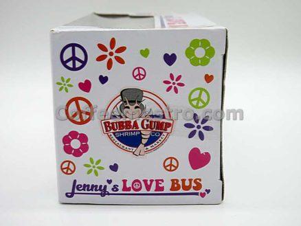Bubba Gump Shrimp Co. Hong Kong Jenny's Love Bus Diecast Volkswagen Model Car