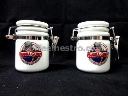 Bubba Gump Shrimp Co. Salt and Pepper Shakers (Blue Box)