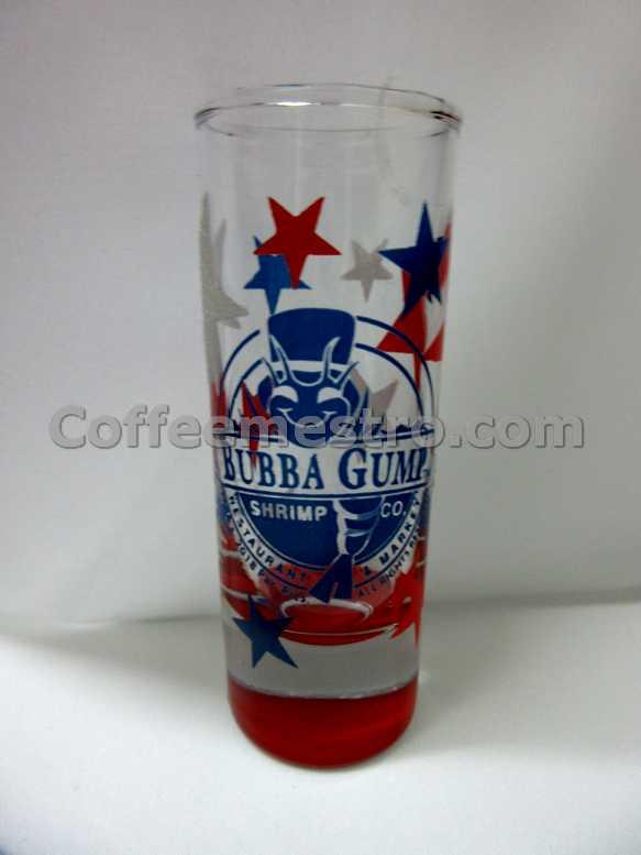 Bubba Gump Shrimp Co. Shot Glass