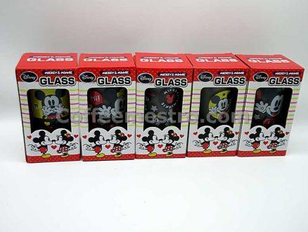 Disney Mickey & Minnie 5P Glassset