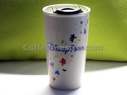 Disney Parks Starbucks Ceramic Tumbler