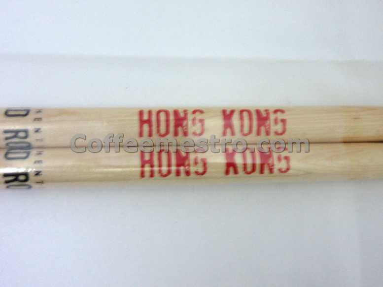 Hard Rock Cafe Hong Kong City Drumsticks