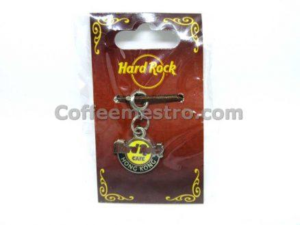 Hard Rock Cafe Hong Kong City Logo Charm