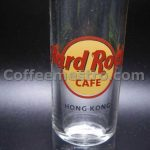Hard Rock Cafe Hong Kong Cordial Glass (Classic)