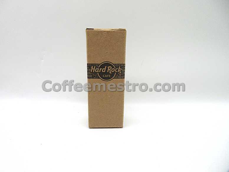 Hard Rock Cafe Hong Kong Cordial Glass (Hong Kong Location Stamp)