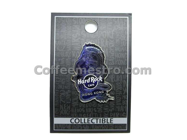 Hard Rock Cafe Hong Kong Dragon Pin