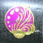 Hard Rock Cafe Hong Kong Exclusive Hijab Pin Pink