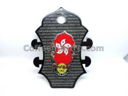 Hard Rock Cafe Hong Kong Headstock Pin
