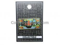 Hard Rock Cafe Hong Kong License Plate Pin