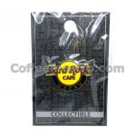 Hard Rock Cafe Macau HR Classic Logo Button Pin