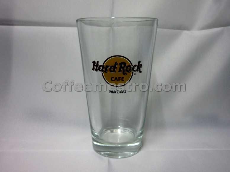 Hard Rock Cafe Macau Pint Glass