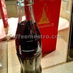 Hong Kong Disneyland 15th Anniversary Coca Cola Bottle