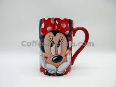"Hong Kong Disneyland Minnie Mouse ""I am so Gorgeous"" Mug"