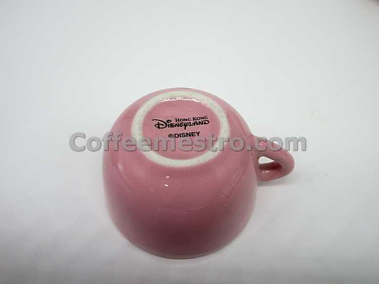 Hong Kong Disneyland Minnie Mouse Mini Ceramic Tea Set