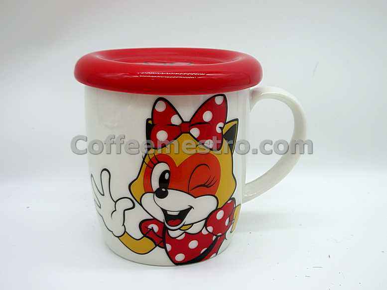 Lotte World Adventure South Korea Seoul Souvenir Mug