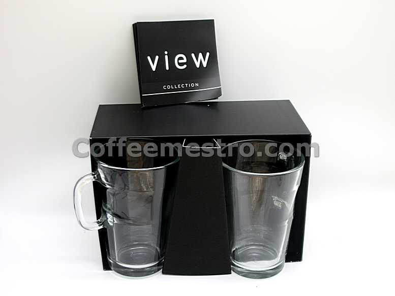 Nespresso View Collection 2 View Mugs Box Set