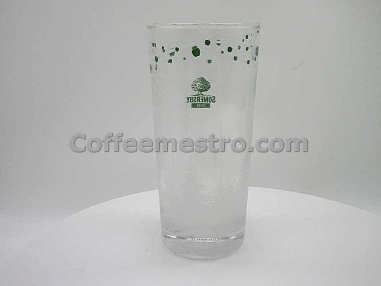 Somersby Cider Collectible Glass