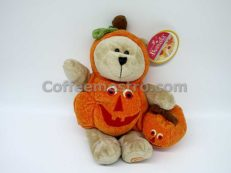Starbucks 2008 Halloween Bearista Bear 77th Edition