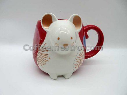 Starbucks 2020 Year of Rat Mug