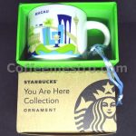 Starbucks 2oz You Are Here Macau Mug / Ornament