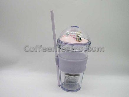 Starbucks Cherry Blossom Bear 16oz Tumbler
