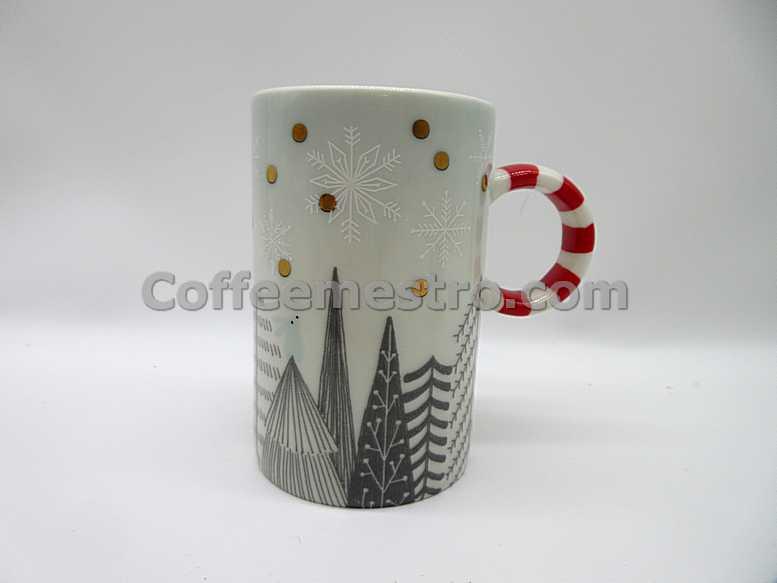 Starbucks Christmas Mugs Set of 2