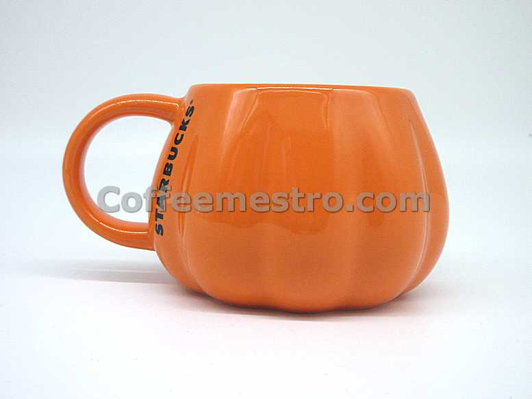 Starbucks Halloween Pumpkin Mug