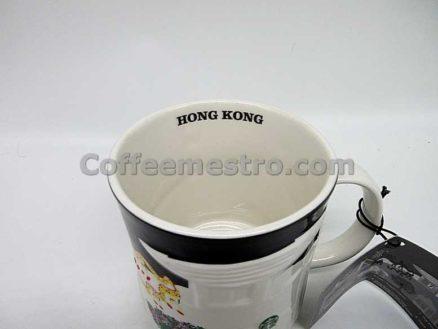 Starbucks Hong Kong 16oz Relief Mug