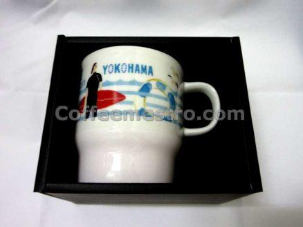 Starbucks Japan Geography Series Yokohama Mug