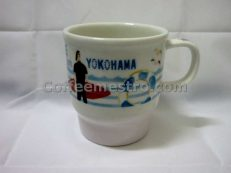 Starbucks Japan Geography Series Yokohama Mug