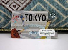 Starbucks Japan Tokyo Card