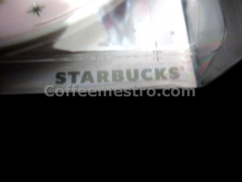 Starbucks Korea 2019 New Year Flying Pig Mug Lid