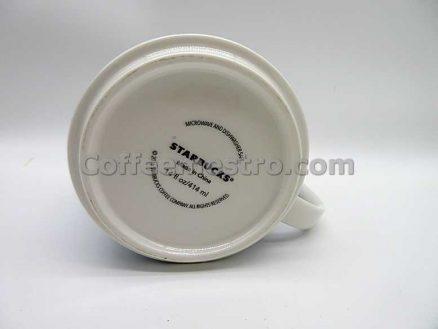 "Starbucks Korea 414ml Seoul ""Palace"" Demi Mug (Discontinued Edition)"