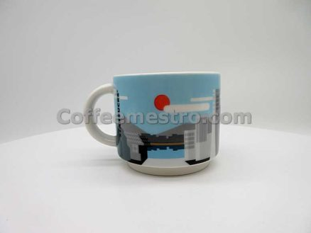 "Starbucks Korea 89ml Seoul ""N Seoul Tower"" Demi Mug (Discontinued Edition)"