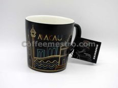 Starbucks Macau 12oz Heat Sensitive Macau Heat Sensitive City Mug