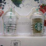Starbucks Mobile Phone Earphone Jack Anti-dust Plugs Set of 2