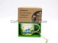 Starbucks Taiwan 2oz You Are Here Taichung Mug / Ornament