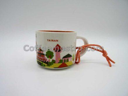 Starbucks Taiwan 2oz You Are Here Tainan Mug / Ornament
