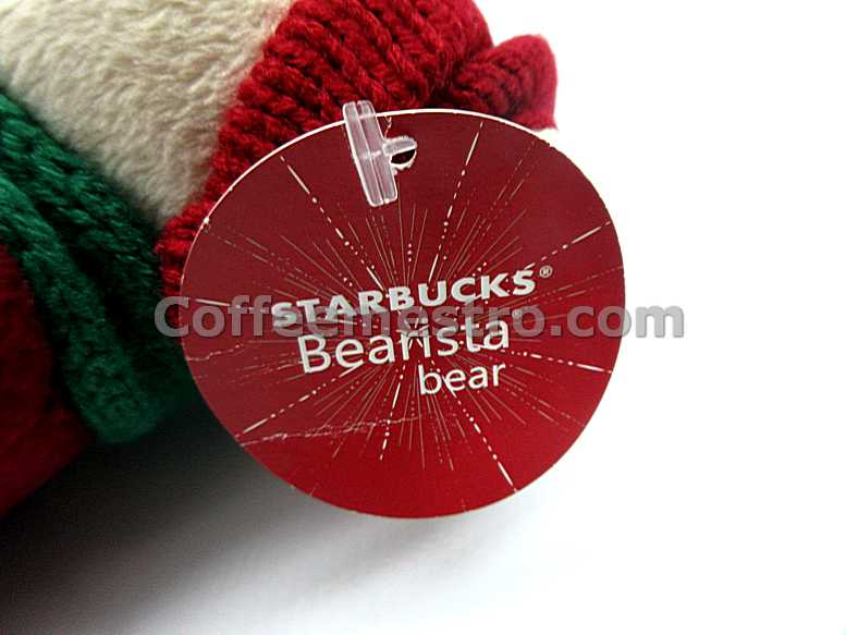 Starbucks Year 2014 Bearista Bear 112th Edition