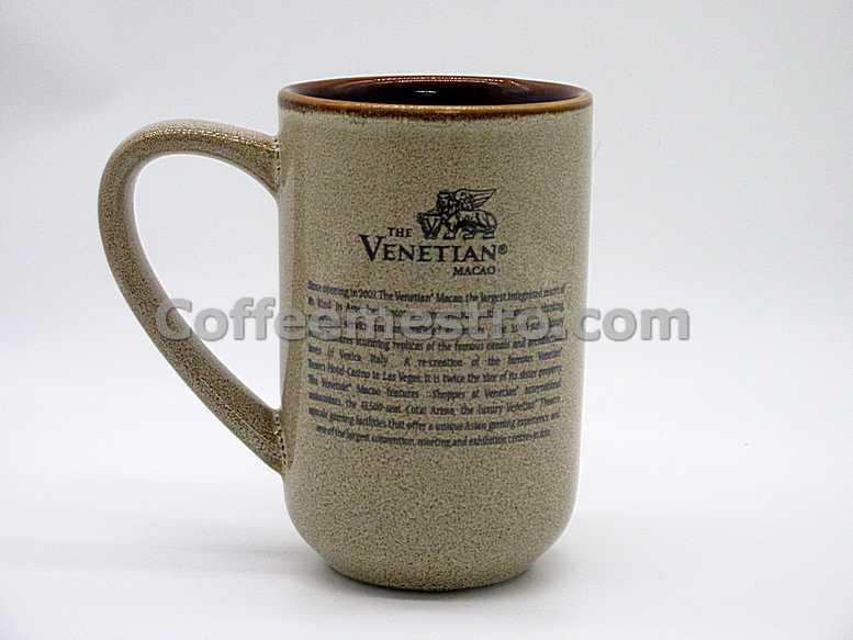 The Venetian Macao Souvenir Collectible Mug